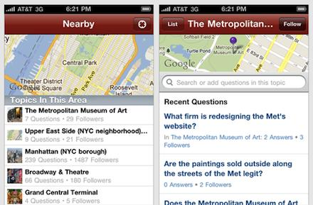 Quora iPhone app puts answers to every question at your fingertips