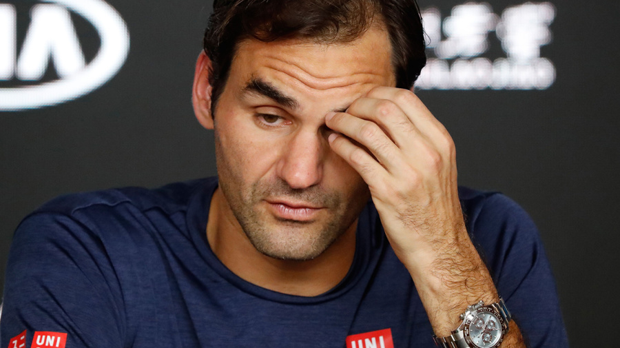 Federer sparks retirement fears with major announcement