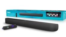 Roku debuts $179 Smart Soundbar and $179 Wireless Subwoofer