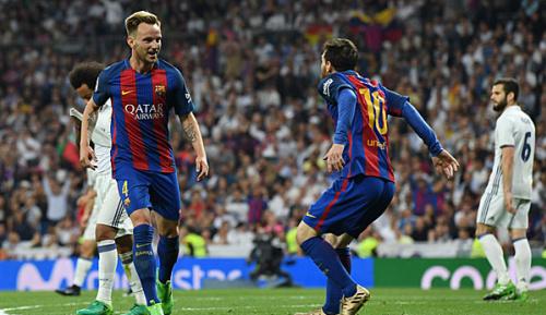 """Primera Division: Clasico-Reaktionen: """"Messi kann man überall hinstellen"""""""