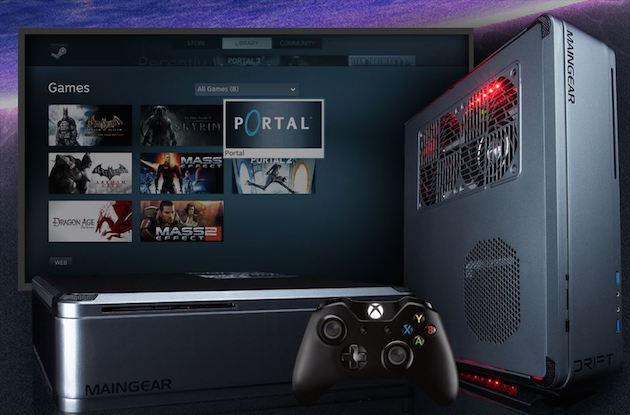 Another Steam Machine is coming, this one from Maingear