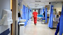 Union fury over proposed 1% pay rise for NHS staff