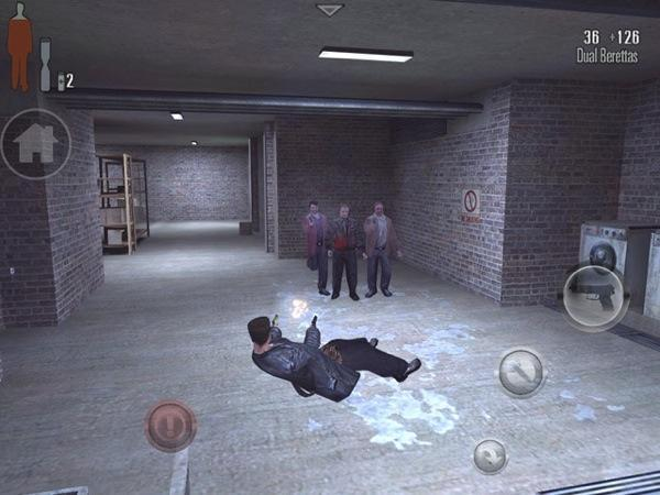 Max Payne Mobile hits Android June 14th, metes out justice on your Galaxy Tab