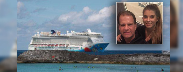 Family say strangers laughed, cruise staff did nothing while father drowned