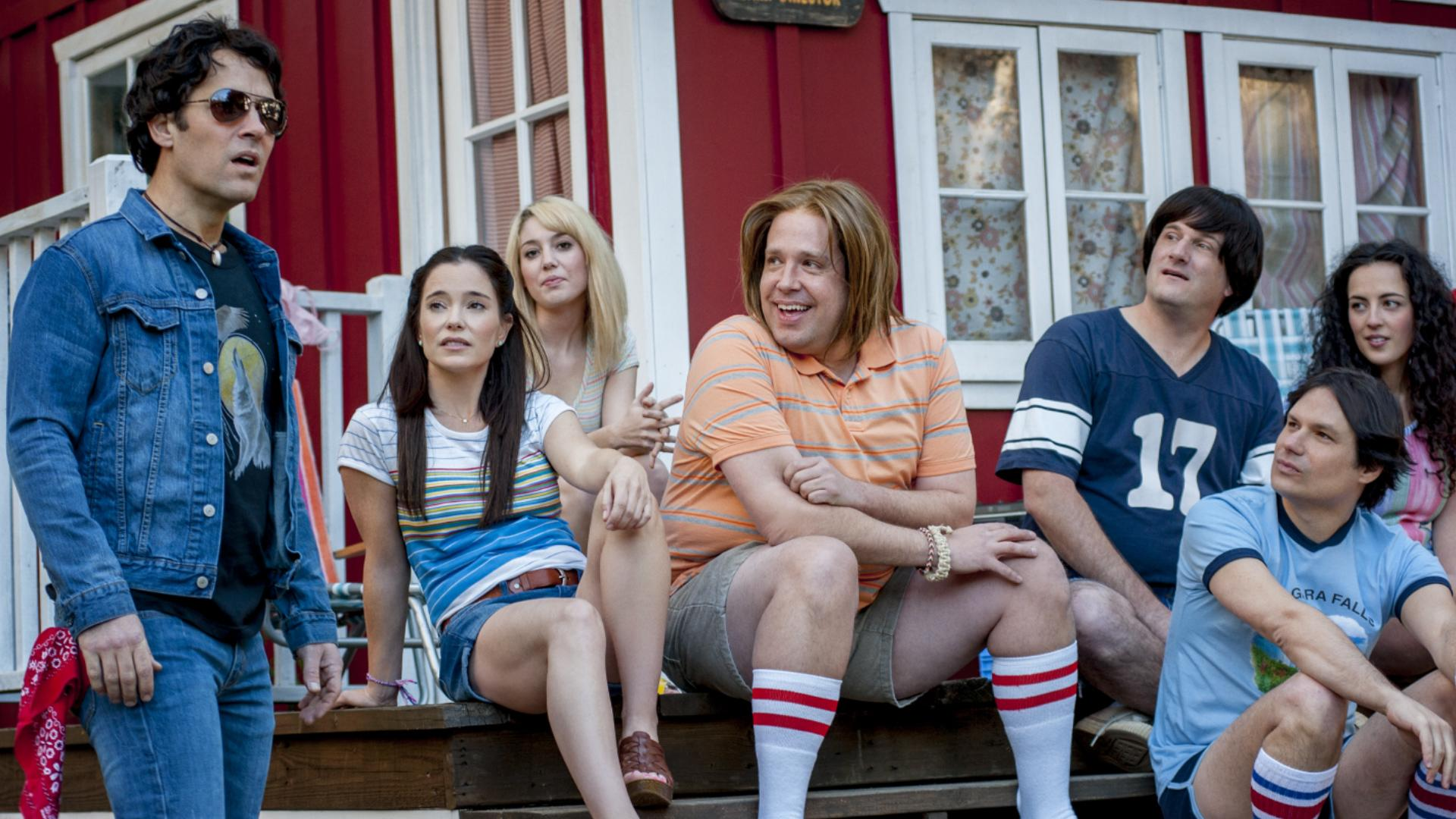 'Wet Hot American Summer' Review: Raunchy Netflix Prequel Kicks Ass