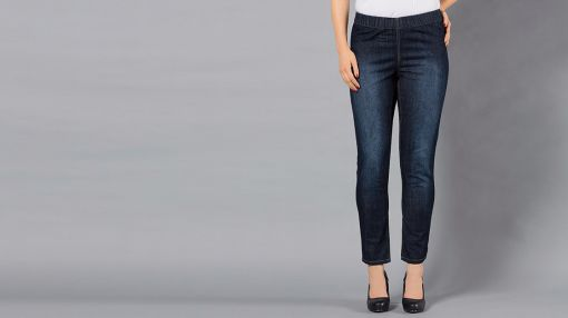 Plus size pants combining comfort and fashion