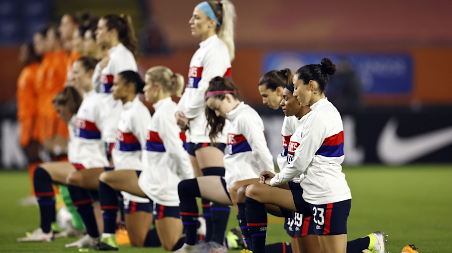 This USWNT draw sets the stage for a big win