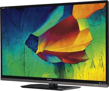 Sharp LE830 series HDTVs now shipping: edge-lit LED, WiFi, no 3D