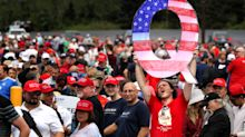 Trump and QAnon: One degree of separation