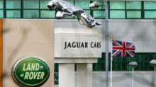 Jaguar Landrover reports 14% drop in UK sales