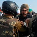 India Farmers Clash With Police as Protests Mount