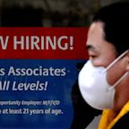 Jobless claims: Another 385,000 Americans filed new unemployment claims last week