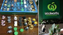 Woolworths announces Ooshies swap day – but only for one state