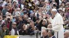 """El papa asegura que el desprecio, el insulto y la indiferencia """"matan"""""""