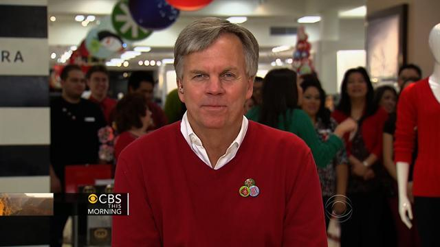 JCPenney CEO talks company's losses
