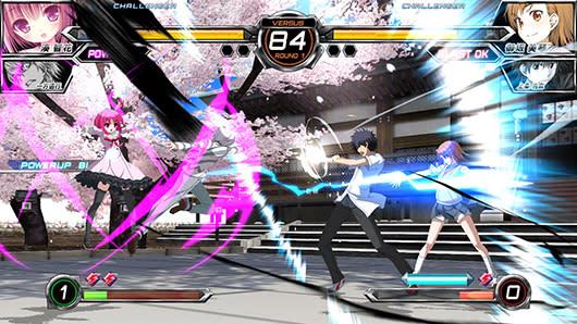 2D fighter Dengeki Bunko: Fighting Climax will reach the West