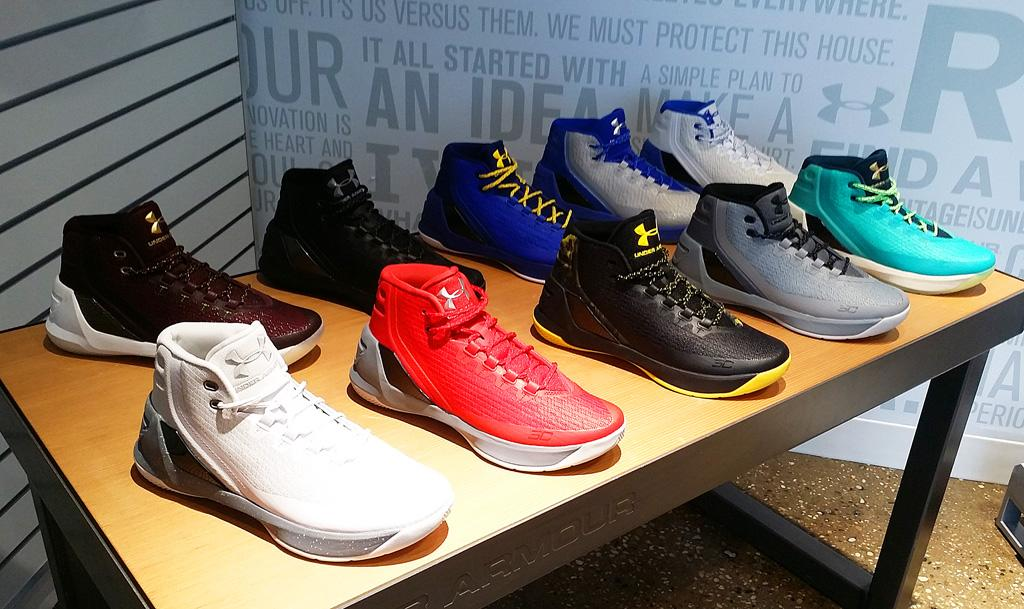 a2f45d2c055 First Kohl's, Now DSW: What Under Armour's New Retail Partnerships ...