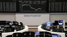 European shares drop as manufacturing crash spells more pain