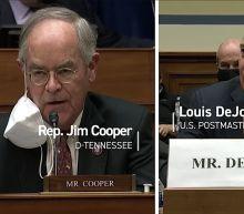 Biden nominates postal board slate that could oust Louis DeJoy after DeJoy vows to stay put