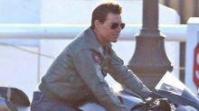 PICS: Hollywood Actor Tom Cruise Riding Kawasaki Ninja H2