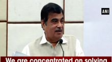 We are concentrated on solving industry based pollution:Nitin Gadkari