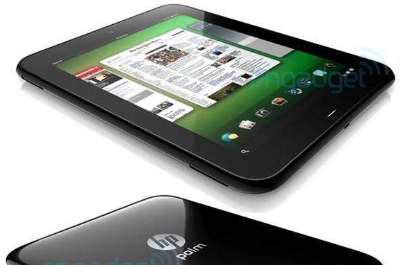 HP / Palm tablet to feature Touchstone dock, cloud storage, Beats audio and Tap-to-Share smartphone integration