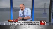 Cramer says if you're worried about stocks, invest in gol...