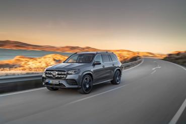 首引進汽油引擎!全新Mercedes-Benz GLS 450 4MATIC售價495萬元起上市