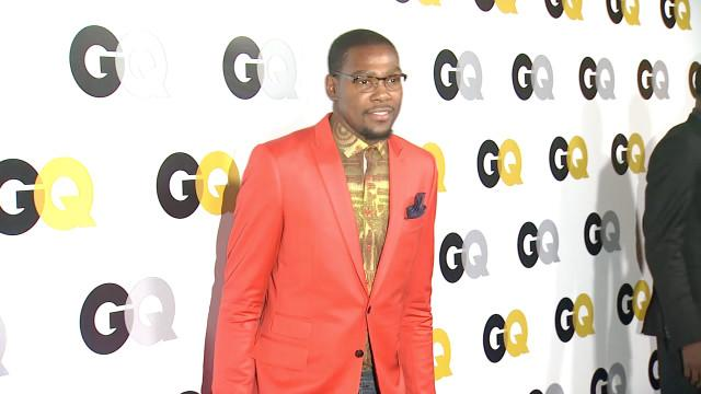 GQ Men Of The Year - The GQ Men of the Year Party: Kevin Durant on His Personal Style