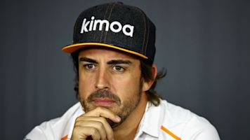 Alonso non-committal on future after Le Mans triumph