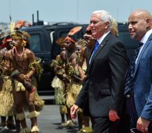 Pence pulls U-turn, will stay overnight in Papua New Guinea