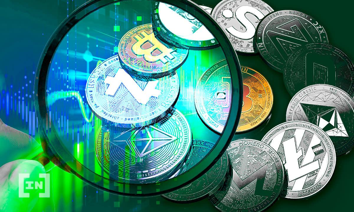 Top Ten Aspiring Crypto Coins For April