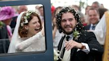 See All of the Stars at Kit Harington and Rose Leslie's Wedding