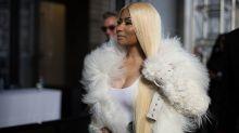 Nicki Minaj Embodies Her Barbie Persona With Epic Pink Braids