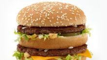 McDonald's Kale Salad Has More Calories Than a Big Mac