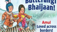 Happy 50th birthday to the Amul girl