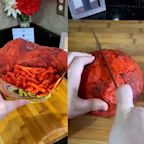 TikToker turns Flamin' Hot Cheetos into bread