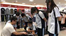 週年慶一日店員見習 新社高中學子收穫滿滿