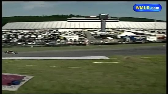 Fans gather for race weekend