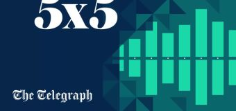 5x5 bulletin for Friday 22 September: Listen to today's essential news from the Telegraph