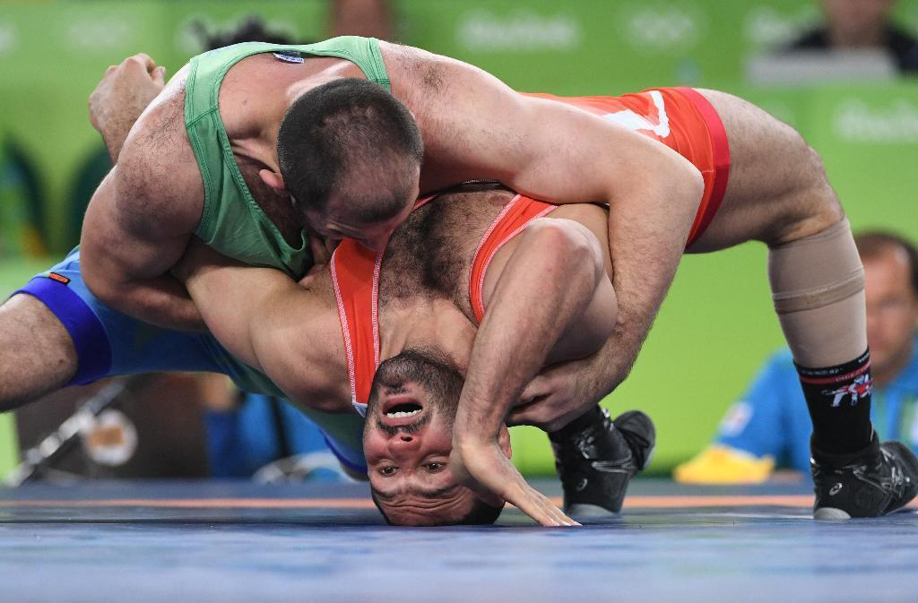 Diplomacy - Iran denies US wrestling team visas after Trump ban