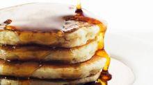 Thoroughly Presidential Pancakes