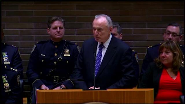 NYPD Commissioner Says He`s Fixed Stop and Frisk