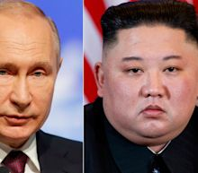 Kim Jong-un heads to Russia for first meeting with Putin