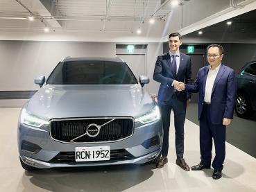 原汁原味的在地選擇!瑞典貿易暨投資委員會台北辦事處選購Volvo XC60作為公務用車