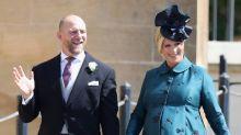 Zara Tindall bringt das siebte Ur-Enkelkind der Queen zur Welt
