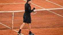 Roland-Garros (H) - Dominic Thiem, qualifié pour les quarts de Roland-Garros : « Hugo Gaston a joué un match incroyable »