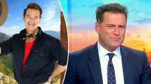 Richard Reid claims Karl Stefanovic used spray-on hair