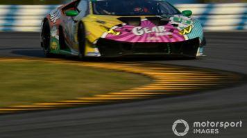 """Calderon """"shocked"""" by Daytona test experience"""