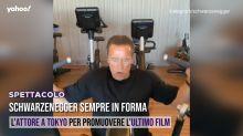 Schwarzenegger sempre in forma